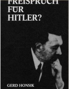 Freispruch für Hitler