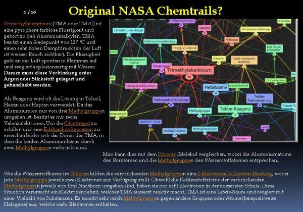 Original NASA Chemtrails