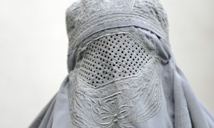 Burka, Islam, Religion, BekleidungFoto: Clemens Fabry