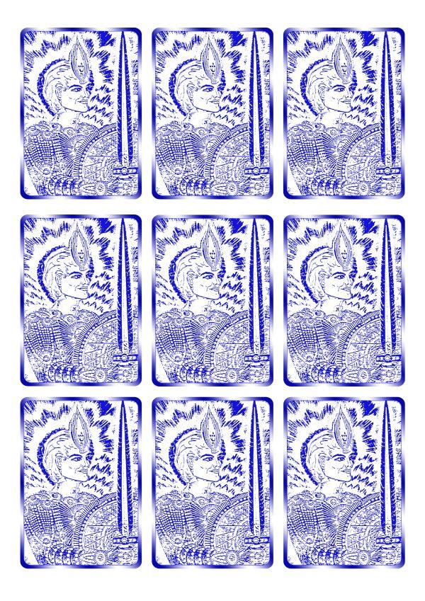 Erzengel Michael - Schutzkarten