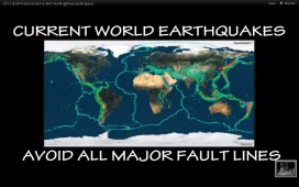 Earthquake Watch - 2012