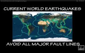 Earthquake Watch - 2012