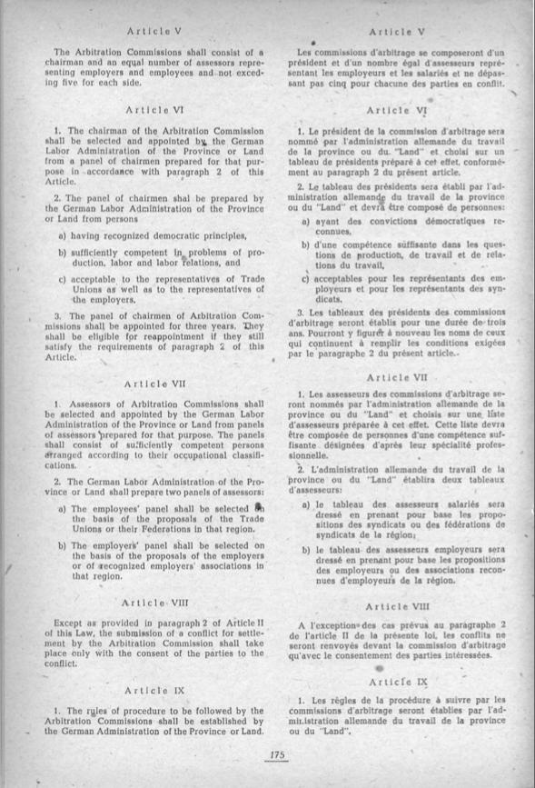 3-LAW NR.35 AUSGLEICHS UND SCHIEDSVERFAHREN in ARBEITSSTREITIGKEITEN