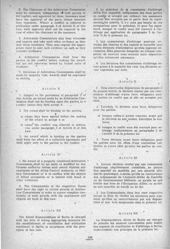 5-LAW NR.35 AUSGLEICHS UND SCHIEDSVERFAHREN in ARBEITSSTREITIGKEITEN