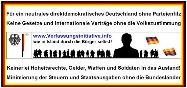 direktdemokratisches deutschland