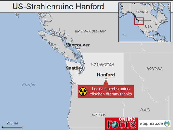 US-Strahlenruine-Hanford