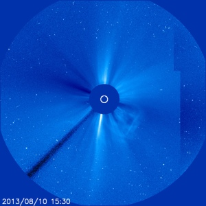 2013-08-10-NOAA-latest-sun-picture-blue