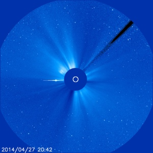 2014-04-27-NOAA-latest-sun-picture-blue