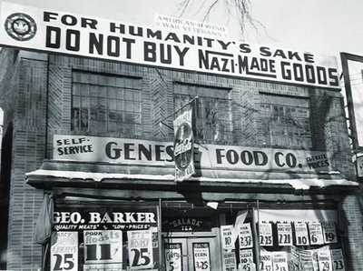 usa - kauft keine nazi produkte