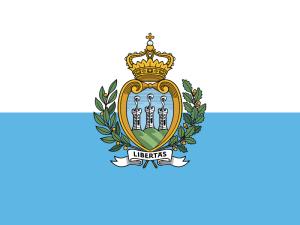 san-marino-flagge