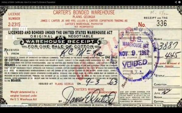 license-warehouse receipt