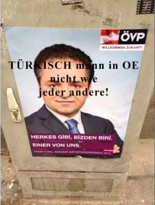 SCHWARZ-tuerkisch-mann