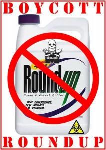 Roundup-Verbot