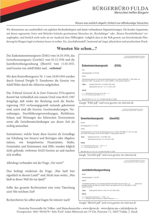 Amtsanmaßung Und Missbrauch Von Titeln Gesetzestext