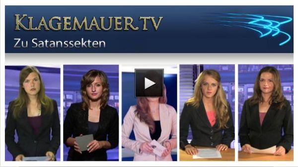 klagemauerTV-satanssekten
