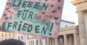 Frieden Brandenburgertor