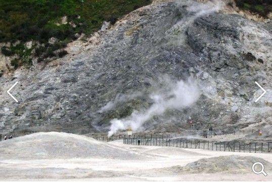 Magmablase unter den Phlegraeischen Feldern - Vesuv2