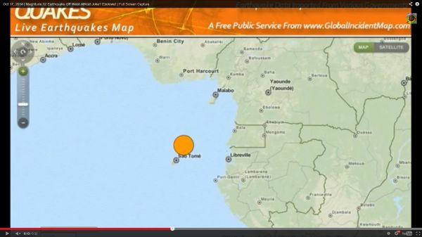 erdebenen 12 - westkueste Afrika - 17-10-2014 - 1