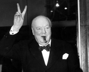 Churchill - finger - trennen