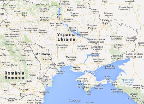 Krim wird namentlich in google nicht mehr angezeigt