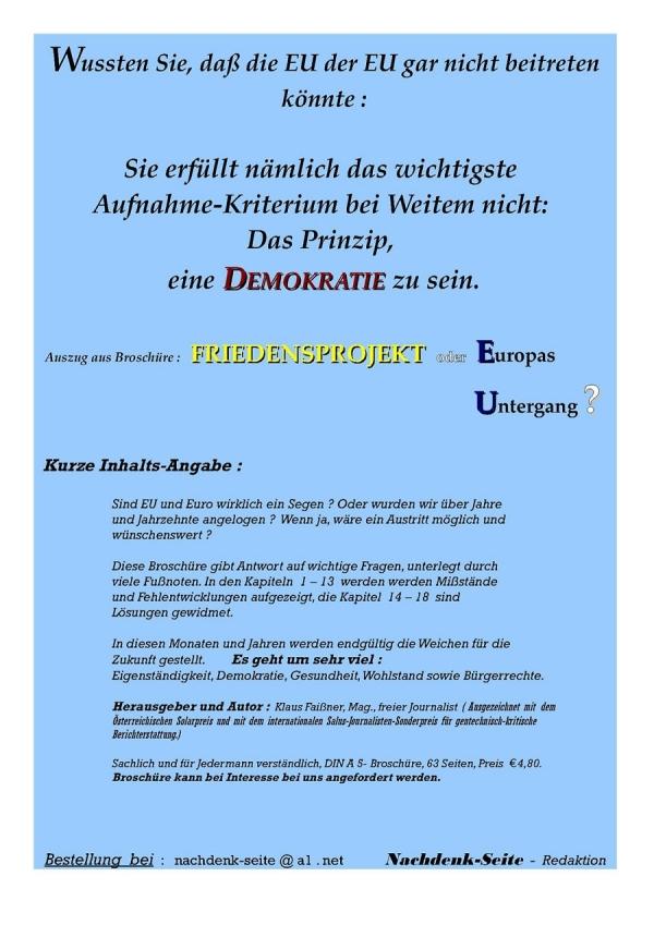EUBroschüre