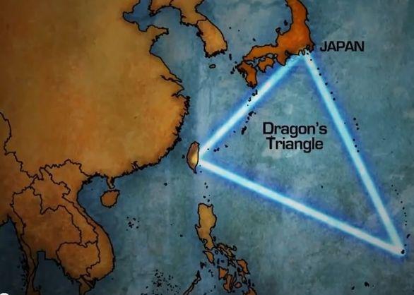 warum heisst dieser platz dragons triangle