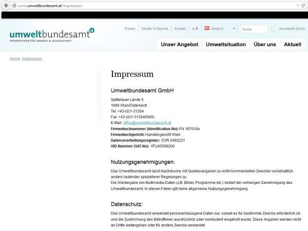 Umweltbundesamt-AT-Impressum-mit UID-Nr.