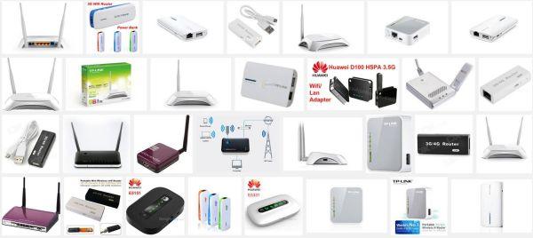 3G-4G-WLAN-Router