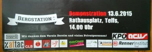 demo gegen bilderberg