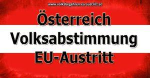 EU-Austritt-Volksabstimmung