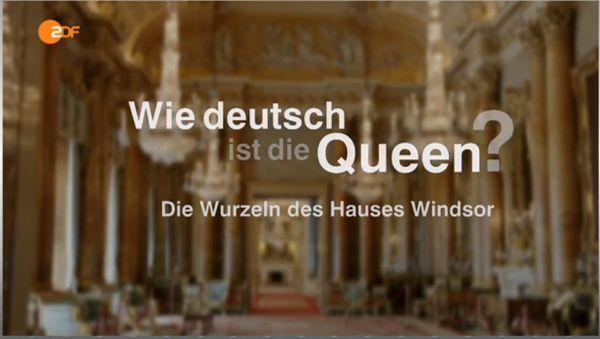 wie deutsch ist die queen