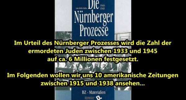 6 millionen juden in not