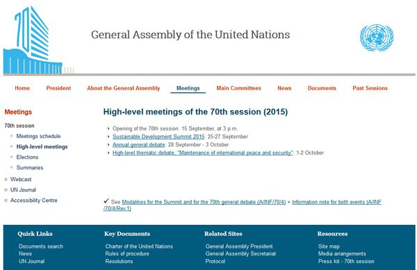 70.-UN-Generalversammlung-k