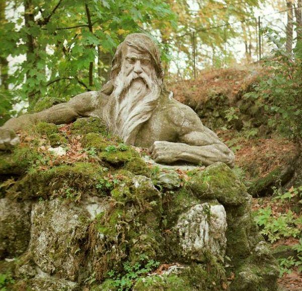 Riesen der Vergangenheit – Der Rübezahl (Herr der Berge ...