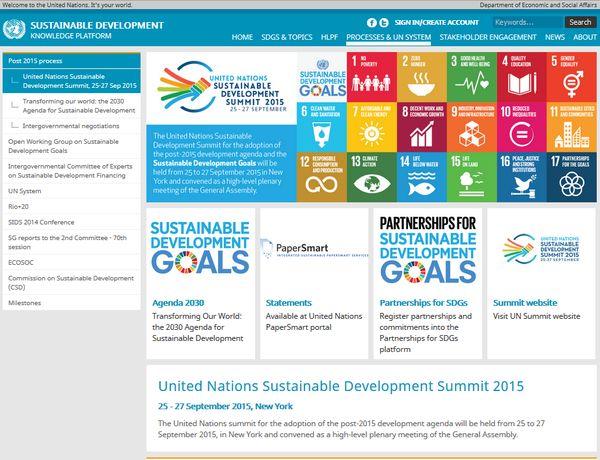 UN-Agenda 2030-17 Punkte Programm-k