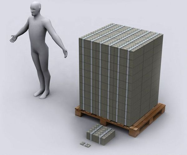 100 MillionenDollar