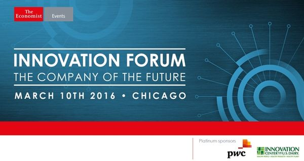 5-Innovation Forum 2016 - The Economist