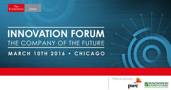 5-Innovation Forum 2016 - The Economist