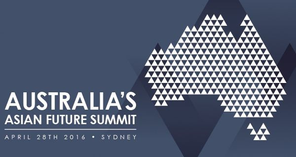 7-Australia's Asian Future Summit 2016