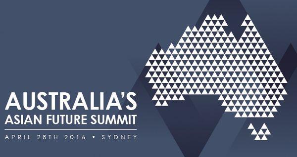 7-Australia's Asian Future Summit 2016