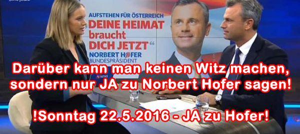 am 22.5.2016 - Hofer wählen-a