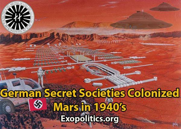 Nazi-Base-on-Mars
