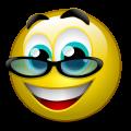 smilie-brille